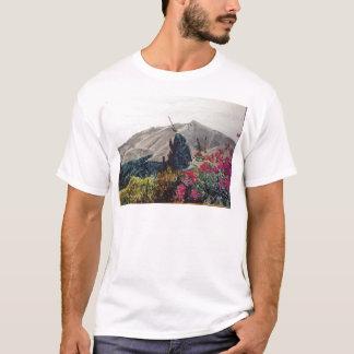 El Valle ,Panama WaterColor T-Shirt
