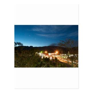 El Valle Post Card