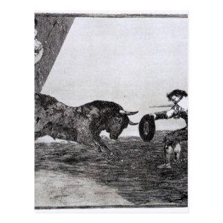 El valor de Martincho en el anillo de Saragassa Tarjetas Postales