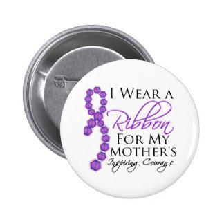 El valor inspirador de la madre - cáncer pancreáti pins