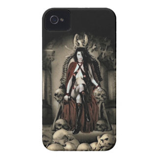 El vampiro Blackberry 9700/9780 intrépido de la Funda Para iPhone 4 De Case-Mate