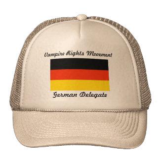 El vampiro endereza el movimiento - Alemania Gorro De Camionero