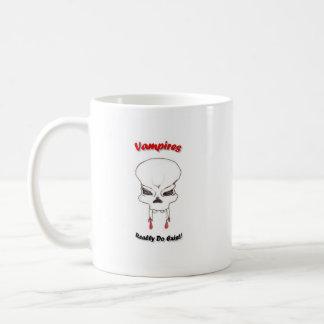 El vampiro existe realmente taza de café