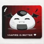 El vampiro más lindo alfombrilla de ratón