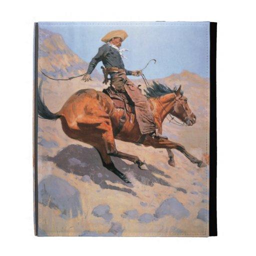 El vaquero (aceite en lona)