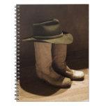 El vaquero más corto del mundo cuadernos