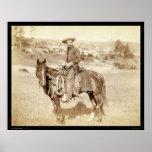 El vaquero SD 1887 Impresiones