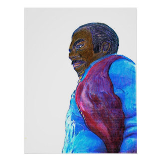 El varón del bailarín del jGibney de la serie del Poster