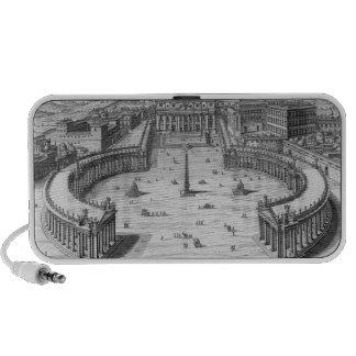 El Vatican, Roma iPod Altavoces