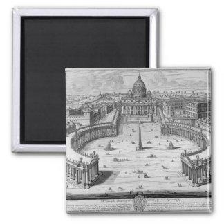 El Vatican, Roma Iman De Nevera