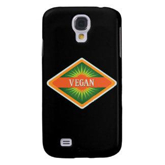El vegano colorea el logotipo