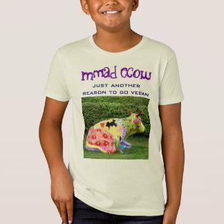 el vegano divertido embroma la camisa