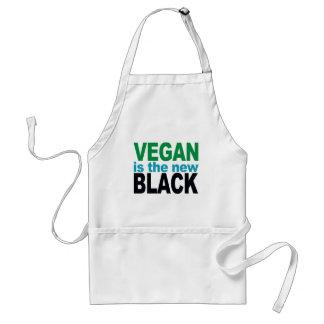 El vegano es el nuevo negro delantal