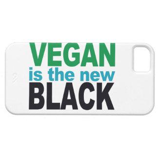 El vegano es el nuevo negro iPhone 5 Case-Mate coberturas
