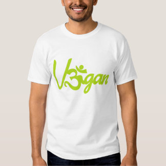 El vegano OM firma la camiseta Playera