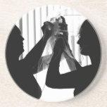 El velo ajusta la imagen del boda de la fotografía posavasos manualidades