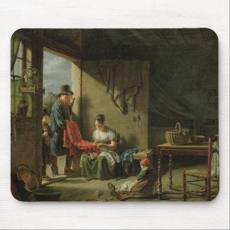 El vendedor ambulante, 1812 alfombrillas de raton