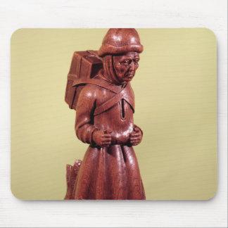 El vendedor ambulante de Swaffham, c.1462 Alfombrillas De Raton