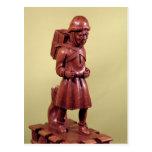 El vendedor ambulante de Swaffham, c.1462 Tarjetas Postales