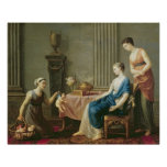 El vendedor de amores, 1763 póster
