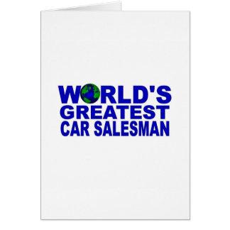 El vendedor de coches más grande del mundo tarjeton