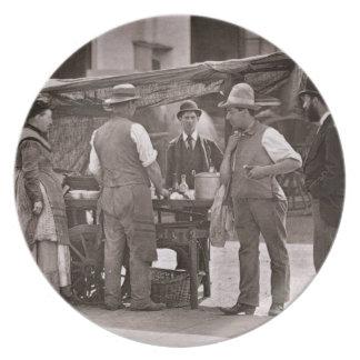 El vendedor de crustáceos, a partir de la 'vida en plato