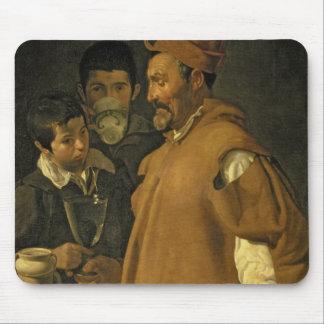 El vendedor del agua de Sevilla, c.1620 (aceite en Mouse Pads