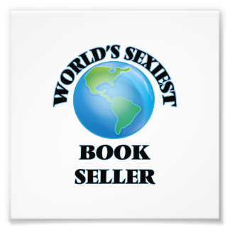 El vendedor del libro más atractivo del mundo fotografía
