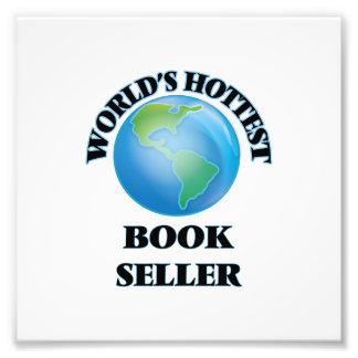 El vendedor del libro más caliente del mundo impresiones fotograficas