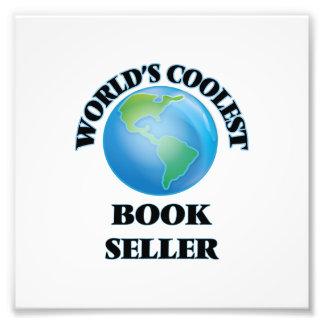 El vendedor del libro más fresco del mundo impresiones fotograficas