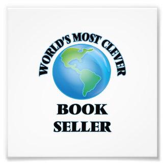 El vendedor del libro más listo del mundo fotografía
