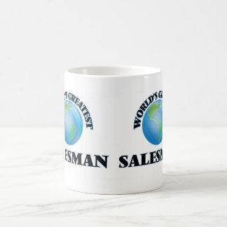 El vendedor más grande del mundo taza