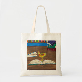 El venir de los libros vivo bolsa tela barata