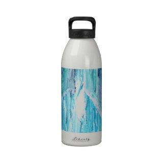 El venir expresionismo abstracto religioso botallas de agua