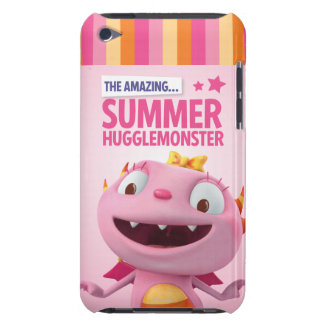 El verano asombroso Hugglemonster Carcasa Para iPod