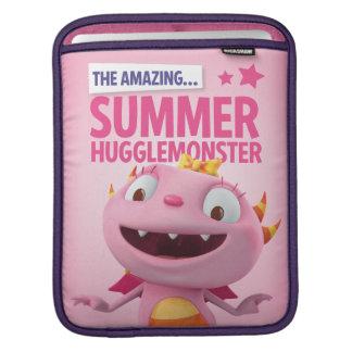 El verano asombroso Hugglemonster Mangas De iPad