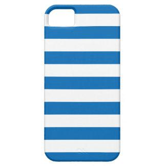 El verano azul del deslumbramiento raya la caja iPhone 5 carcasas