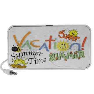 ¡El verano está aquí! - Altavoz portátil