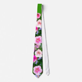 El verano florece el lazo del boda corbatas personalizadas