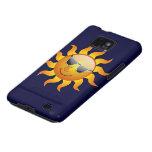 El verano Sun Samsung divertido encajona Galaxy S2 Carcasas