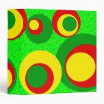 el verde amarillo rojo puntea puntos