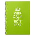 El verde androide guarda calma para tener su texto libro de apuntes