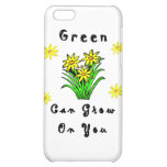 El verde crece en usted