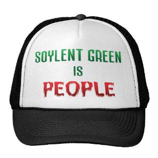 El verde de Soylent es gorra de la gente