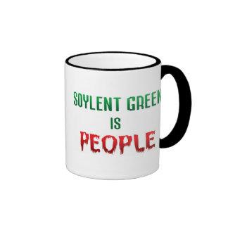 El verde de Soylent es taza de la gente
