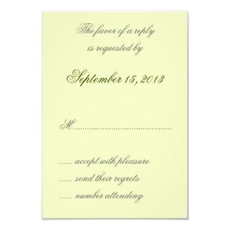 El verde de William Morris deja casar las tarjetas Anuncio