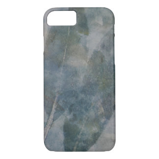 El verde deja el extracto (el personalizable) funda iPhone 7