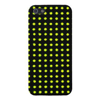 El verde del aguacate llevó la luz iPhone 5 carcasas