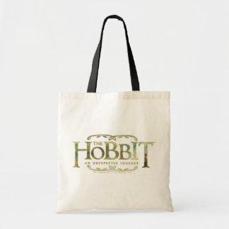 El verde del logotipo de Hobbit Bolsas De Mano