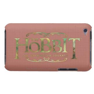 El verde del logotipo de Hobbit Barely There iPod Coberturas